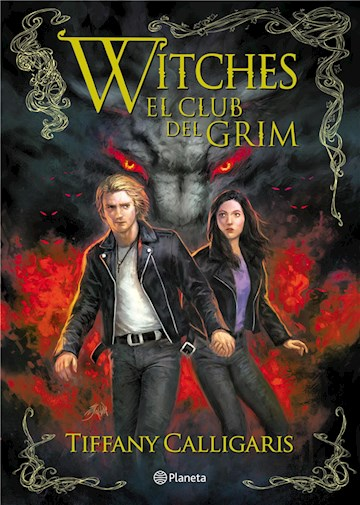 E-book Witches 2. El Club Del Grim