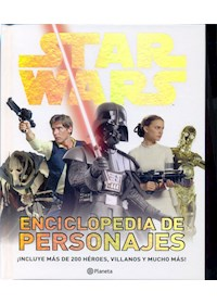 Papel Star Wars - Enciclopedia De Personajes