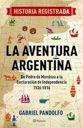 Libro La Aventura Argentina