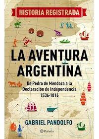 Papel La Aventura Argentina
