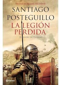 Papel La Legión Perdida (Cierre Trilogia Trajano)