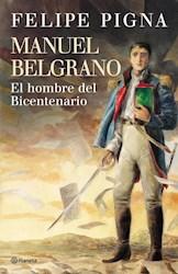 Libro Manuel Belgrano.