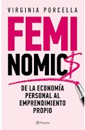 Papel FEMINOMICS DE LA ECONOMIA PERSONAL AL EMPRENDIMIENTO PROPIO (RUSTICO)
