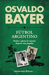 Libro Futbol Argentino