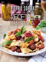 Libro Recetas De Mi Italia