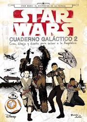 Libro Star Wars  Cuaderno Galactico 2