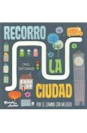 Papel RECORRO LA CIUDAD (CARTONE)