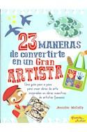 Papel 23 MANERAS DE CONVERTIRTE EN UN GRAN ARTISTA (ILUSTRADO)