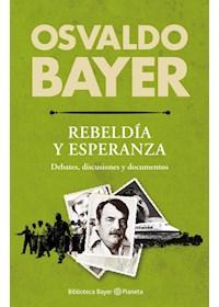 Papel Rebeldía Y Esperanza