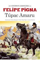 Papel TUPAC AMARU (COLECCION HISTORIETA AMERICANA) (ILUSTRADO) (RUSTICA)