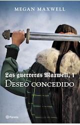 Papel DESEO CONCEDIDO - LAS GUERRERAS MAXWELL, 1