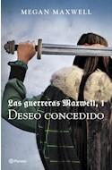 Papel DESEO CONCEDIDO (LAS GUERRERAS MAXWELL 1)