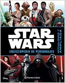 Papel Star Wars. Enciclopedia De Personajes Actualizada