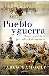 Papel PUEBLO Y GUERRA