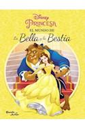Papel MUNDO DE LA BELLA Y LA BESTIA (CARTONE)