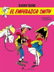 Libro Lucky Luke Vol. 2  El Emperador Smith