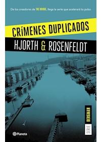 Papel Crímenes Duplicados (Serie Bergman 2)