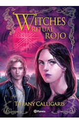 Papel RITUAL ROJO (WITCHES 4)