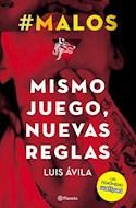 Papel MISMO JUEGO NUEVAS REGLAS (#MALOS 2)