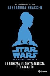 Papel Star Wars La Princesa El Contrabandista Y El Granjero