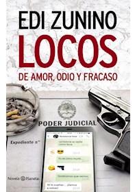 Papel Locos De Amor, Odio Y Fracaso