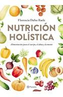 Papel NUTRICION HOLISTICA ALIMENTACION PARA EL CUERPO EL ALMA Y LA MENTE