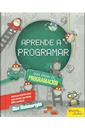 Papel APRENDE A PROGRAMAR GUIA VISUAL DE PROGRAMACION (CARTONE)