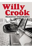 Papel MEMORIAS IMPROBABLES (RUSTICA)