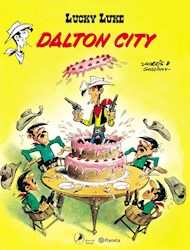 Libro Lucky Luke Vol. 6  Dalton City