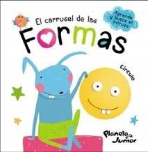 Papel Carrusel De Las Formas, El Circulo