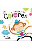 Papel FIESTA DE LOS COLORES (COLECCION APRENDE Y BUSCA EL INTRUSO) (CARTONE)