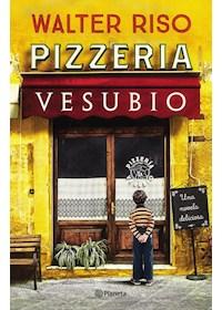 Papel Pizzería Vesubio