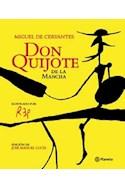 Papel DON QUIJOTE DE LA MANCHA (ILUSTRADO POR REP) (EDICION DE JOSE MANUEL LUCIA) (CARTONE)