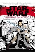 Papel STAR WARS CUADERNO GALATICO 4 CREA DIBUJA DISEÑA PARA SALVAR A LA REPUBLICA