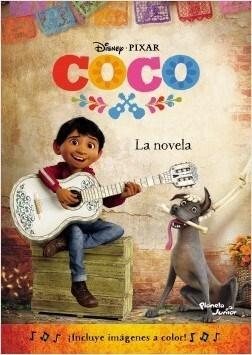 Papel Coco. La Novela