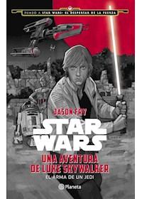 Papel Star Wars. Las Leyendas De Luke Skywalker