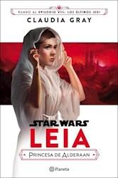 Papel Star Wars Episodio Viii Leia Princesa De Alderaan