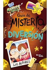 Papel Gravity Falls. Guía De Misterio Y Diversión