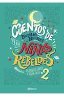 Papel CUENTOS DE BUENAS NOCHES PARA NIÑAS REBELDES 2 (RUSTICA)