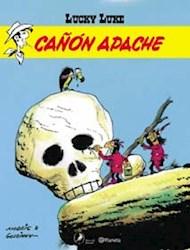 Libro Lucky Luke Vol. 8  Cañon Apache