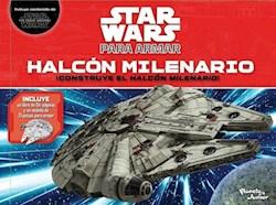 Libro Star Wars Para Armar: Halcon Milenario