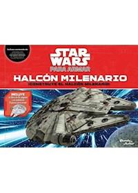 Papel Star Wars Para Armar: Halcón Milenario