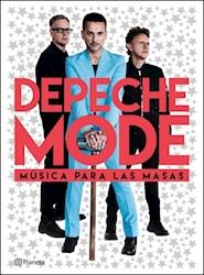 Libro Depeche Mode  Musica Para Las Masas