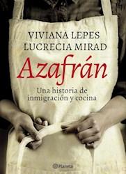 Libro Azafran