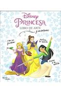 Papel DISNEY PRINCESA LIBRO DE ARTE Y AVENTURAS