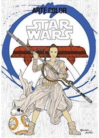 Papel Star Wars. Arte Color