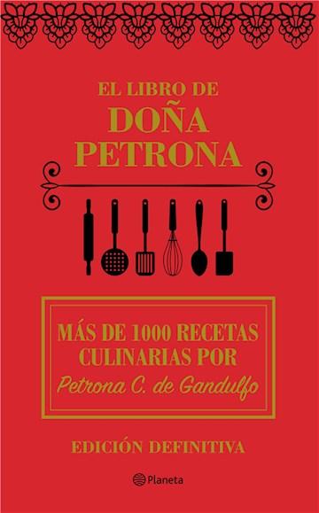 E-book El Libro De Doña Petrona
