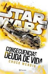 Papel Star Wars Consecuencias Deuda De Vida