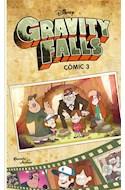 Papel GRAVITY FALLS COMIC 3 (ILUSTRADO)