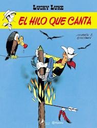 Libro Lucky Luke Vol. 9  El Hilo Que Canta